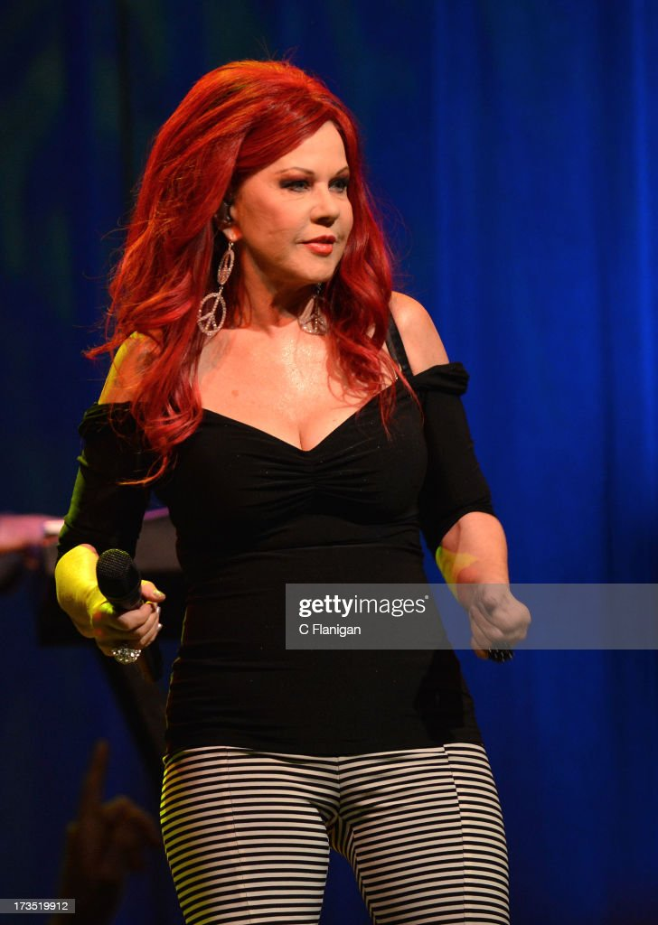 <a gi-track='captionPersonalityLinkClicked' href=/galleries/search?phrase=Kate+Pierson&family=editorial&specificpeople=213573 ng-click='$event.stopPropagation()'>Kate Pierson</a> of The B-52's performs at The Fillmore on July 15, 2013 in San Francisco, California.