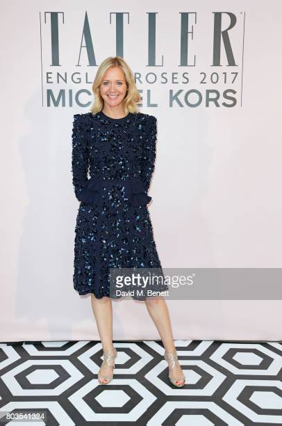 Kate Reardon attends Tatler's English Roses 2017 in association with Michael Kors at the Saatchi Gallery on June 29 2017 in London England