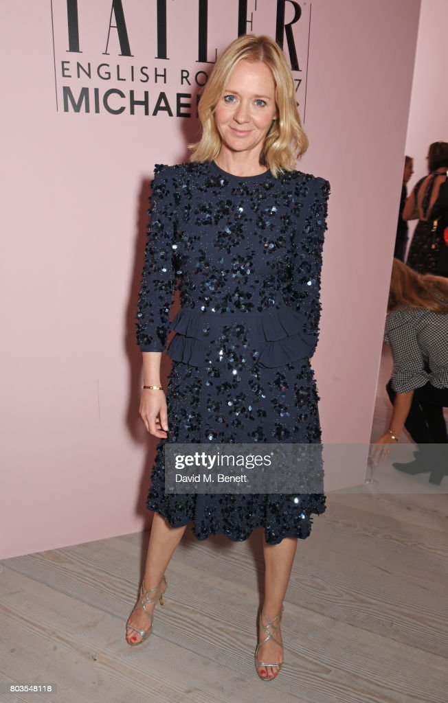 Tatler's English Roses 2017 in association with Michael Kors, at Saatchi Gallery, UK