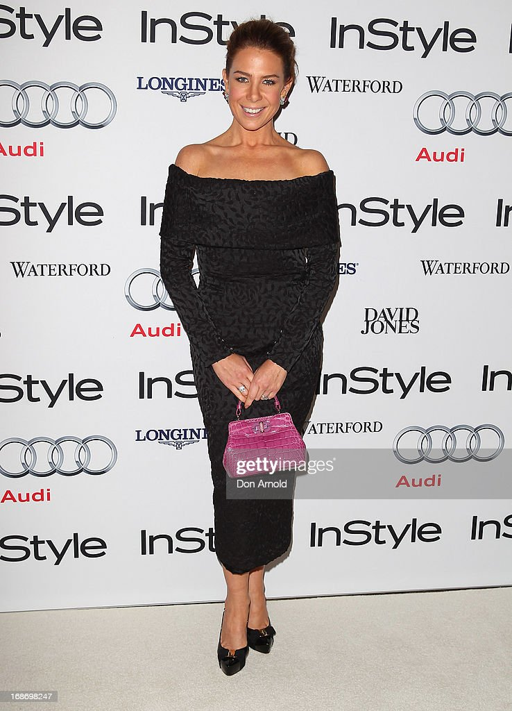 Kate Ritchie arrives at the 2013 Instyle and Audi Women of Style Awards at Carriageworks on May 14, 2013 in Sydney, Australia.