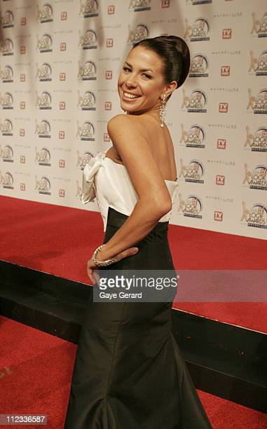 Kate Ritchie during 2006 TV Week Logie Awards Arrivals at Crown Casino in Melbourne VIC Australia
