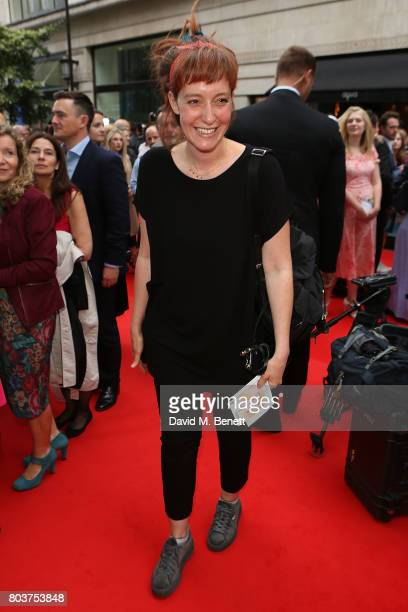 Kate Rothschild attends the press night performance of 'The Wind In The Willows' at the London Palladium on June 29 2017 in London England