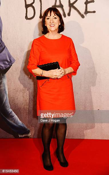 Kate Rutter attends the 'I Daniel Blake' People's Premiere at Vue West End on October 18 2016 in London England