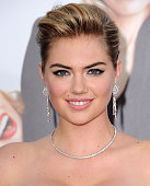 Kate Upton arrives at the 'The Other Woman' Los Angeles Premiere at Regency Village Theatre on April 21 2014 in Westwood California