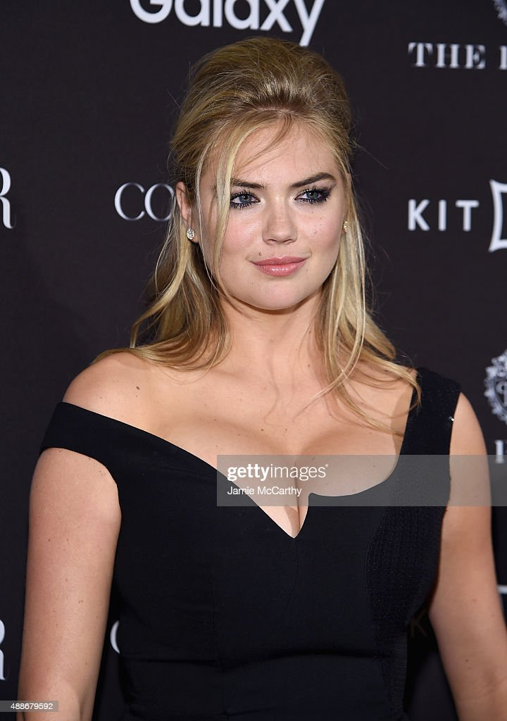 <a gi-track='captionPersonalityLinkClicked' href=/galleries/search?phrase=Kate+Upton&family=editorial&specificpeople=7488546 ng-click='$event.stopPropagation()'>Kate Upton</a> attends the 2015 Harper's BAZAAR ICONS Event at The Plaza Hotel on September 16, 2015 in New York City.