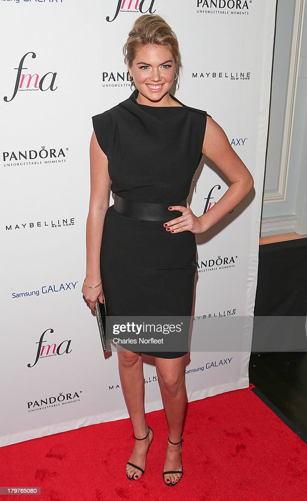 Kate Upton attends the Daily Front Row's Fashion Media Awards at Harlow on September 6, 2013 in New York City.