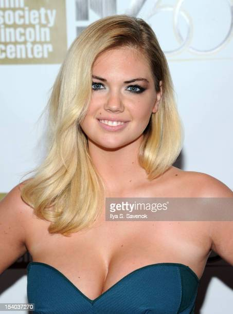 Kate Upton attends the 'No' Premiere During The 50th New York Film Festival at Alice Tully Hall on October 12 2012 in New York City