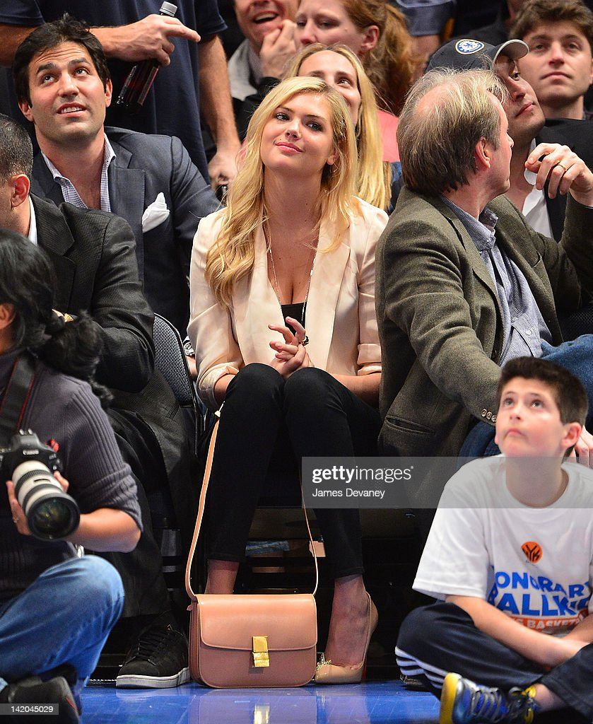 <a gi-track='captionPersonalityLinkClicked' href=/galleries/search?phrase=Kate+Upton&family=editorial&specificpeople=7488546 ng-click='$event.stopPropagation()'>Kate Upton</a> attends the Orlando Magic vs New York Knicks game at Madison Square Garden on March 28, 2012 in New York City.