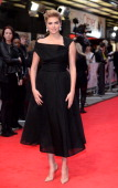 Kate Upton attends the UK Gala premiere of 'The Other Woman' held at The Curzon Mayfair on April 2 2014 in London England