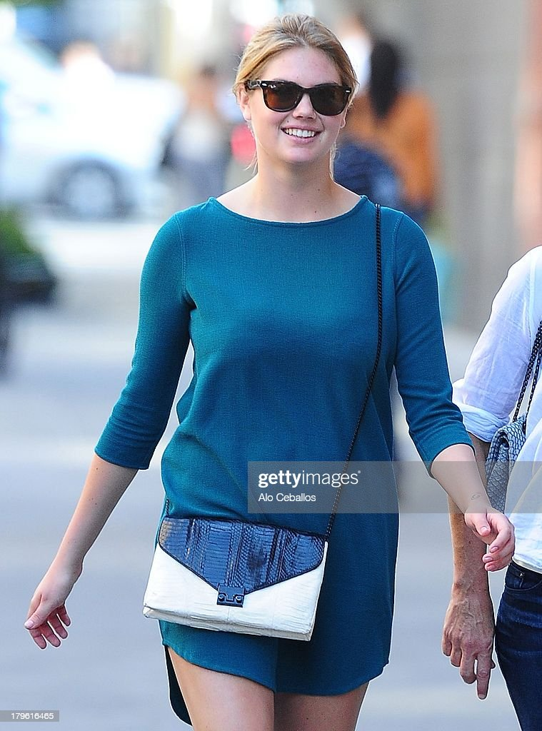 <a gi-track='captionPersonalityLinkClicked' href=/galleries/search?phrase=Kate+Upton&family=editorial&specificpeople=7488546 ng-click='$event.stopPropagation()'>Kate Upton</a> is seen in the Meatpacking District on September 5, 2013 in New York City.