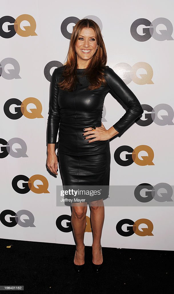 Kate Walsh arrives at the GQ Men Of The Year Party at Chateau Marmont Hotel on November 13, 2012 in Los Angeles, California.