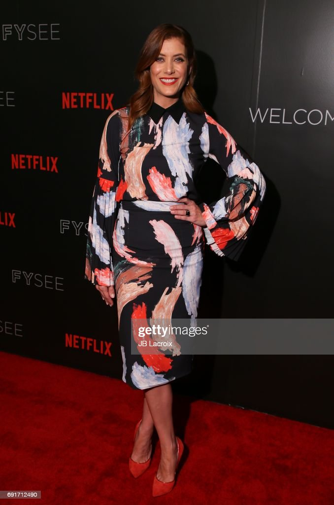 Kate Walsh attends Netflix's '13 Reasons Why' FYC event at Netflix FYSee Space on June 02, 2017 in Beverly Hills, California.
