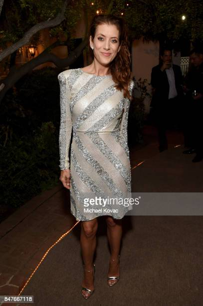 Kate Walsh attends the 2017 Gersh Emmy Party presented by Tequila Don Julio 1942 on September 15 2017 in Los Angeles California