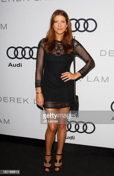 Kate Walsh attends the Audi And Derek Lam Kick Off Emmy Week 2012 Cocktail Party at Cecconi's Restaurant on September 16 2012 in Los Angeles...