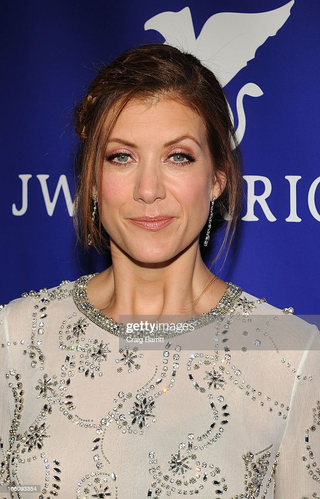 Kate Walsh attends The Inaugural Oceana Ball at Christie's on April 8, 2013 in New York City.