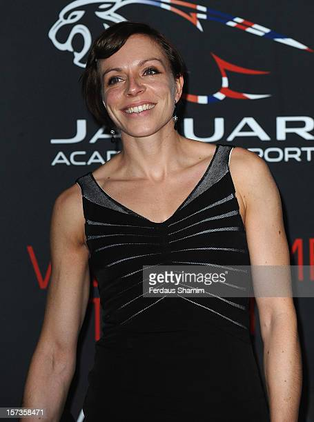 Kate Walsh attends the Jaguar Academy of Sports awards at The Savoy Hotel on December 2 2012 in London England