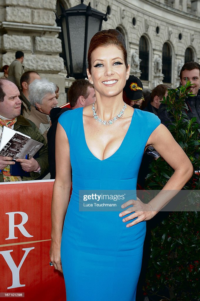 Kate Walsh attends the 'Romy Award 2013' at Hofburg Vienna on April 20, 2013 in Vienna, Austria.