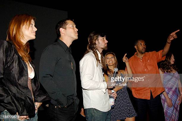 Kate Walsh Russell Wong David OgdendirectorNia Peeples and Eriq La Salle