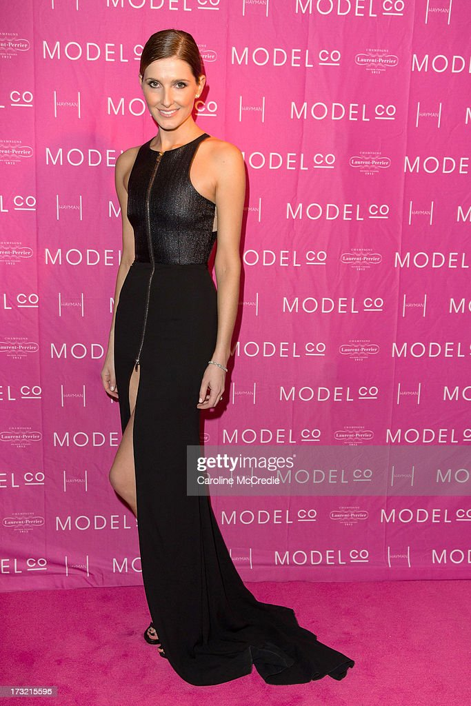 <a gi-track='captionPersonalityLinkClicked' href=/galleries/search?phrase=Kate+Waterhouse&family=editorial&specificpeople=208104 ng-click='$event.stopPropagation()'>Kate Waterhouse</a> arrives at a black tie dinner hosted by ModelCo on Hayman Island in celebration of their new celebrity ambassador signing, Rosie Huntington-Whiteley on July 10, 2013 in Hayman Island, Australia.