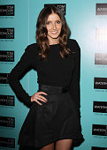 Kate Waterhouse arrives at the launch event for Tom Waterhouse's racing and sports betting website at Beach Haus on October 12 2010 in Sydney...