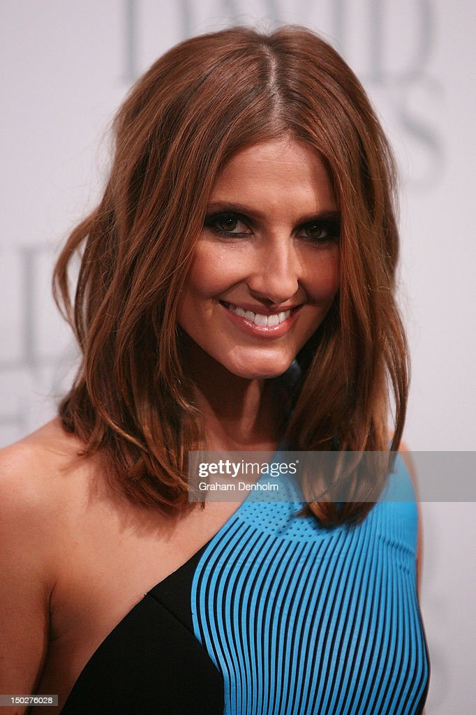 Kate Waterhouse attends the David Jones S/S 2012/13 Season Launch at David Jones Castlereagh Street on August 14, 2012 in Sydney, Australia.