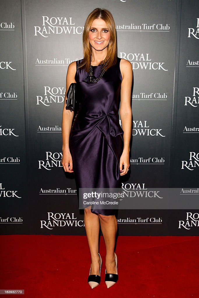 Kate Waterhouse attends the Gala Launch event to celebrate the new Australian Turf on October 10, 2013 in Sydney, Australia.
