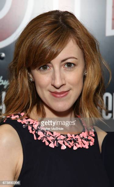 Kate Wetherhead attends the Broadway Opening Night performance of 'Bandstand' at the Bernard B Jacobs Theatre on 4/26/2017 in New York City