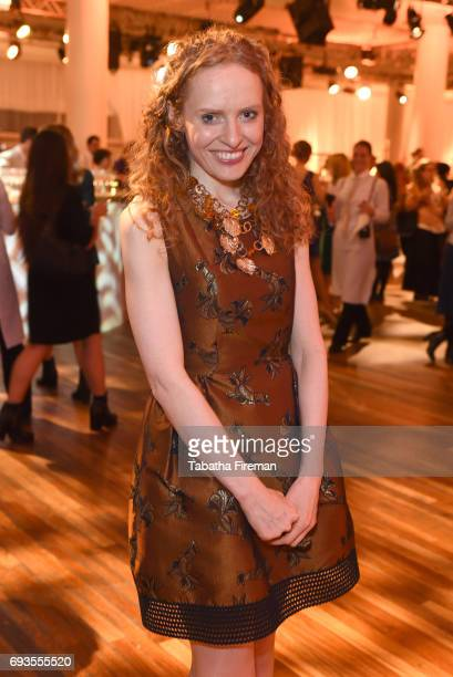 Kate Williams attends the Baileys Women's Prize for Fiction 2017 at the Royal Festival Hall on June 7 2017 in London England