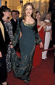 Kate Winslet at the Shrine Auditorium in Los Angeles California