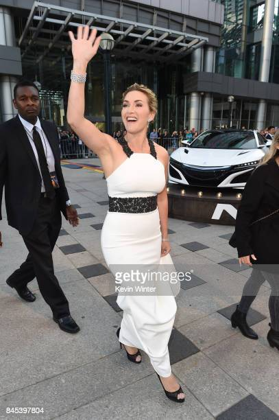 Kate Winslet attends 'The Mountain Between Us' premiere during the 2017 Toronto International Film Festival at Roy Thomson Hall on September 10 2017...