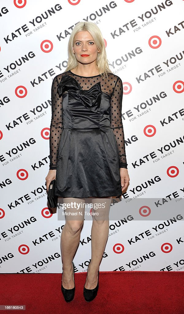 <a gi-track='captionPersonalityLinkClicked' href=/galleries/search?phrase=Kate+Young+-+Stylist&family=editorial&specificpeople=15146765 ng-click='$event.stopPropagation()'>Kate Young</a> attends the <a gi-track='captionPersonalityLinkClicked' href=/galleries/search?phrase=Kate+Young+-+Stylist&family=editorial&specificpeople=15146765 ng-click='$event.stopPropagation()'>Kate Young</a> For Target Launch at The Old School NYC on April 9, 2013 in New York City.
