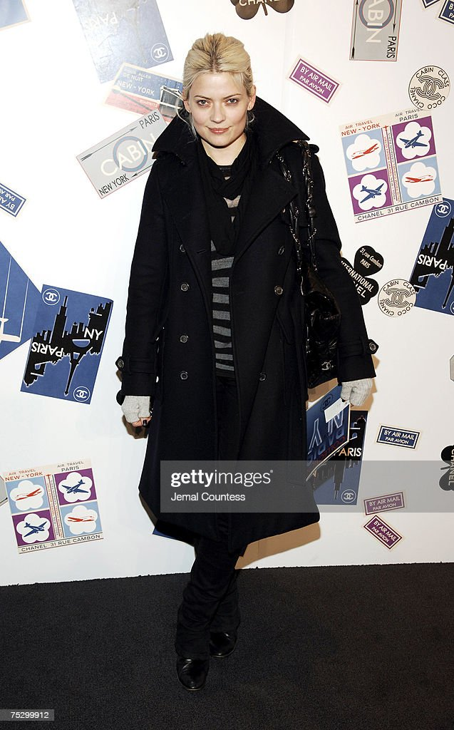 Chanel Event - New York Collection - December 7, 2005