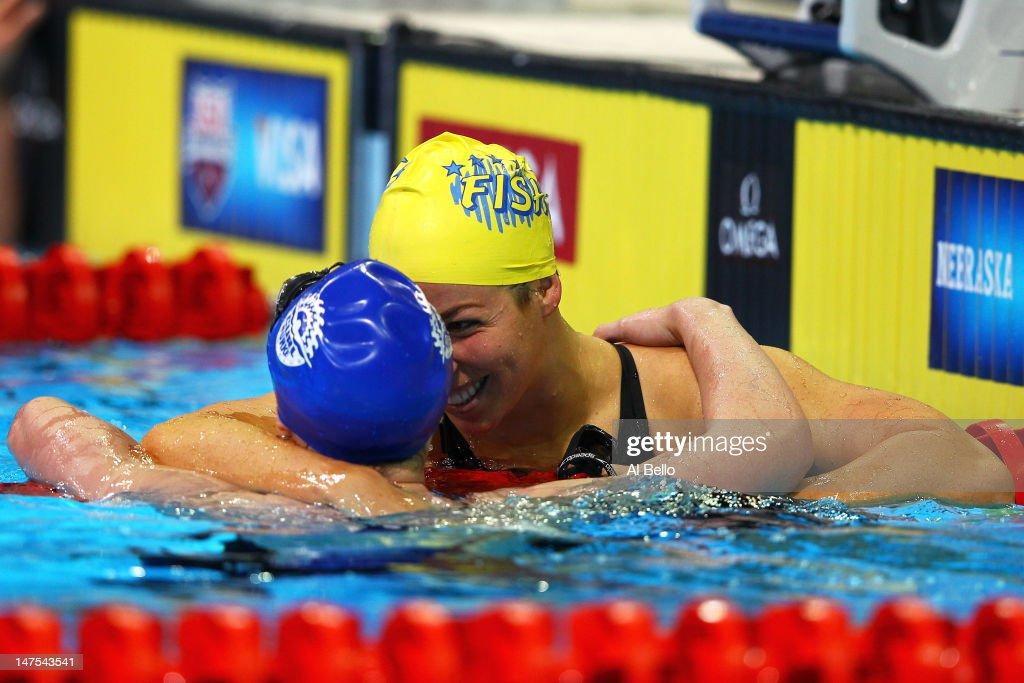 2012 U.S. Olympic Swimming Team Trials - Day 7