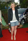 Katee Sackhoff during 2005 NBC Network All Star Celebration at Century Club in Century City California United States