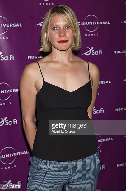 Katee Sackhoff during 36th Annual Comic Con International Cocktail Party and Reception for The SCIFI Channel at The W Hotel in San Diego California...