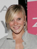 Katee Sackhoff during GBK Productions 2007 Oscar Gift Suite Day 2 at Hollywood Roosevelt Hotel in Hollywood California