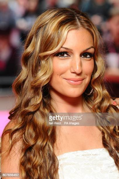 Katerina Themis of Candy Rock arriving for the UK Premiere of Killers at the Odeon West End Leicester Square London