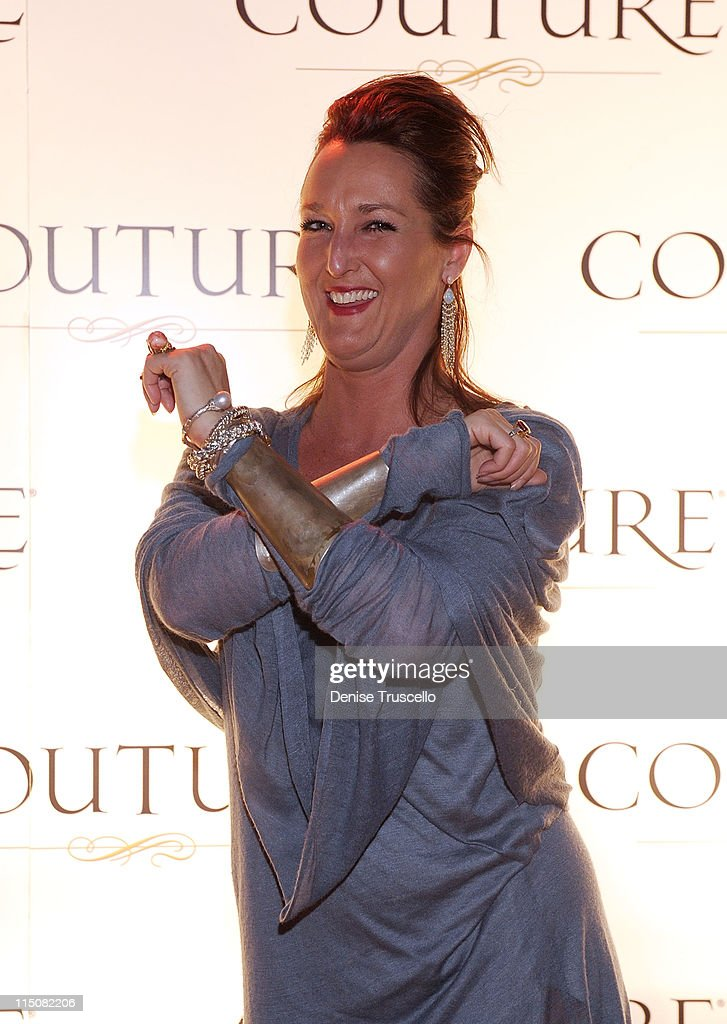 Katey Brunini arrives at the Couture Las Vegas Jewely Show at Wynn Las Vegas on June 2, 2011 in Las Vegas, Nevada.