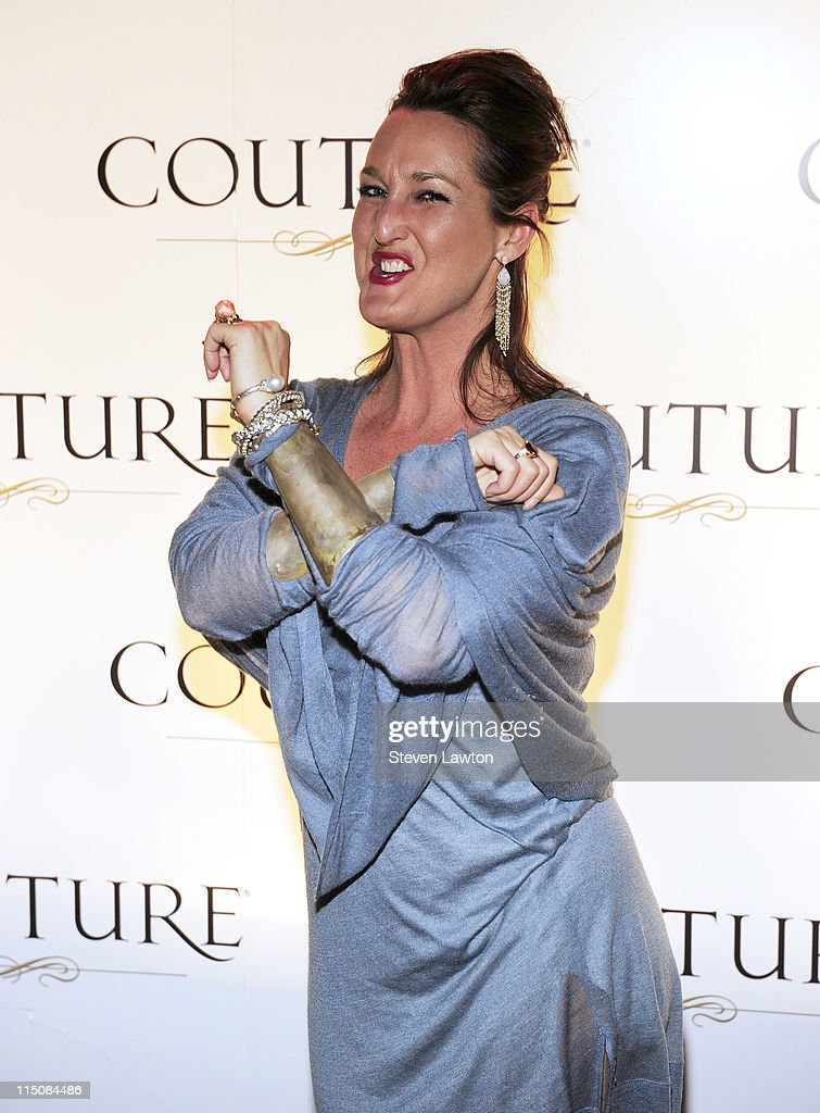Katey Brunini arrives for the Couture Las Vegas Jewely Show at Wynn Las Vegas on June 2, 2011 in Las Vegas, Nevada.