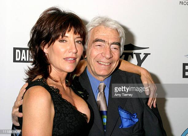 Katey Sagal and Gordon Davidson during The Producer's Guild Of America Holds Their 3rd Annual Celebration Of Diversity at Regent Beverly Wilshire in...