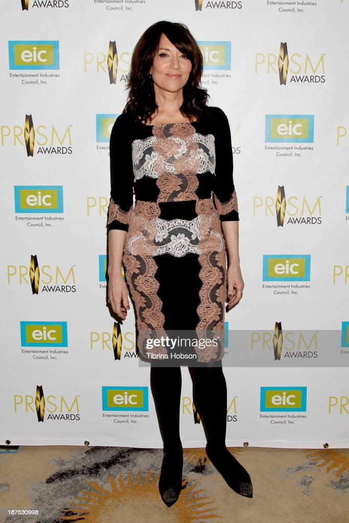 <a gi-track='captionPersonalityLinkClicked' href=/galleries/search?phrase=Katey+Sagal&family=editorial&specificpeople=221480 ng-click='$event.stopPropagation()'>Katey Sagal</a> attends the 17th annual Prism Awards at Beverly Hills Hotel on April 25, 2013 in Beverly Hills, California.