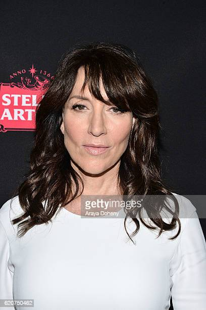 Katey Sagal attends the premiere of Open Road Films' 'Bleed For This' at Samuel Goldwyn Theater on November 2 2016 in Beverly Hills California