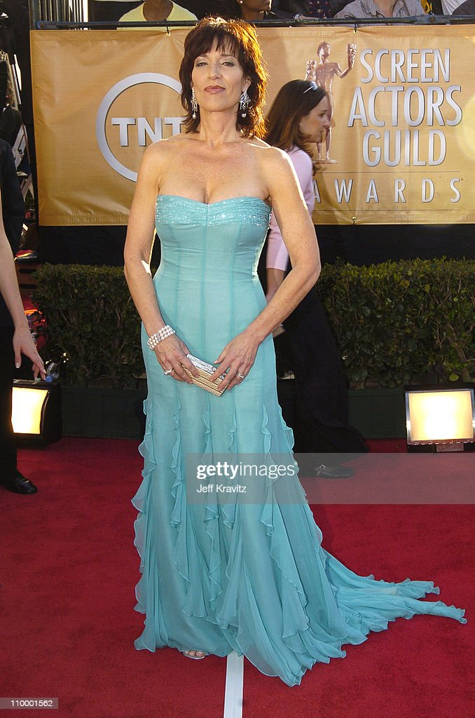 <a gi-track='captionPersonalityLinkClicked' href=/galleries/search?phrase=Katey+Sagal&family=editorial&specificpeople=221480 ng-click='$event.stopPropagation()'>Katey Sagal</a> during 2005 Screen Actors Guild Awards - Arrivals at The Shrine in Los Angeles, California, United States.
