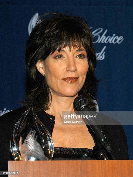 Katey Sagal during The 30th Annual People's Choice Awards Nominations at Beverly Hilton Hotel in Beverly Hills California United States