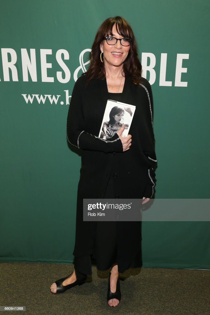 Katey Sagal promotes her new book, 'Grace Notes: My Recollections' at Barnes & Noble Union Square on March 30, 2017 in New York City.
