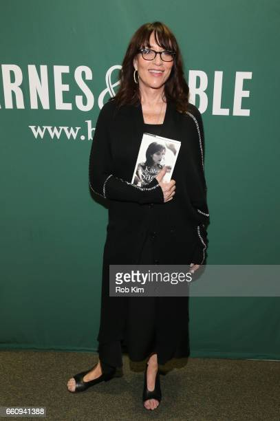 Katey Sagal promotes her new book 'Grace Notes My Recollections' at Barnes Noble Union Square on March 30 2017 in New York City