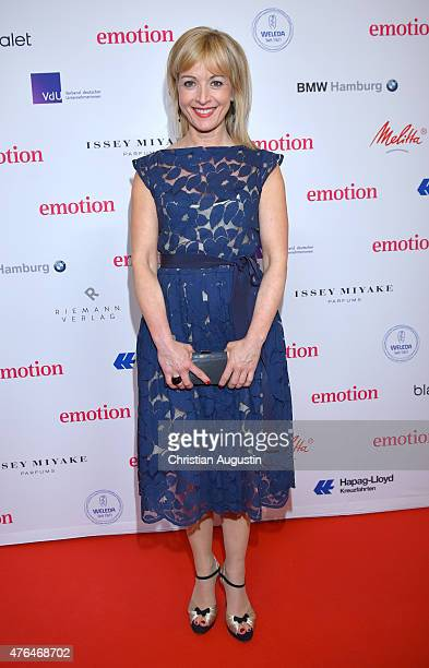 Katharina Abt attends Emotion Award at the Laeiszhalle on June 9 2015 in Hamburg Germany
