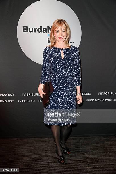 Katharina Abt attends the BurdaNews Night on June 03 2015 in Hamburg Germany