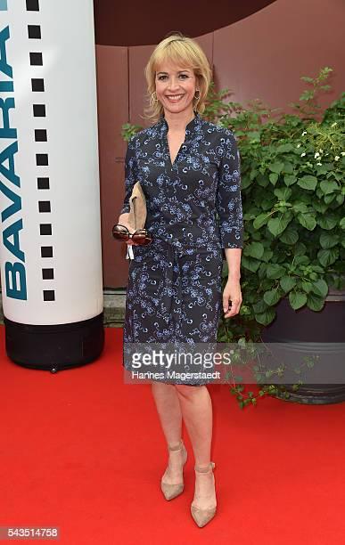 Katharina Abt during the Bavaria Film reception during the Munich Film Festival 2016 at Kuenstlerhaus am Lenbachplatz on June 28 2016 in Munich...