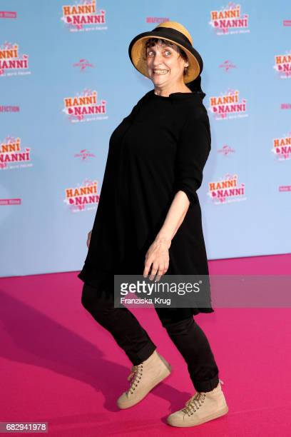 Katharina Thalbach during the premiere of the film 'Hanni Nanni Mehr als beste Freunde' at Kino in der Kulturbrauerei on May 14 2017 in Berlin Germany